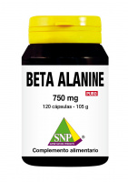 Beta Alanina 750 mg