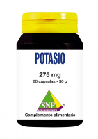 Potasio 275 mg