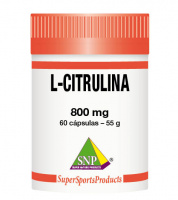 L-Citrulina 800 mg