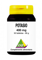 Potasio 400 mg
