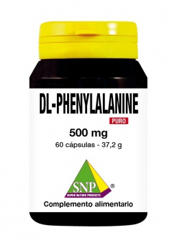 DL-Phenylalanine 500 mg Puro