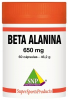 Beta Alanina 650 mg Puro