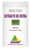Extracto de Ostra + Jalea Real + Guarana MEGA PACK