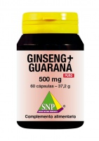 Ginseng + Guaraná  500 mg Purp