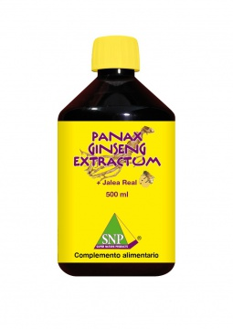 Panax Ginseng Jalea Real 500 ml